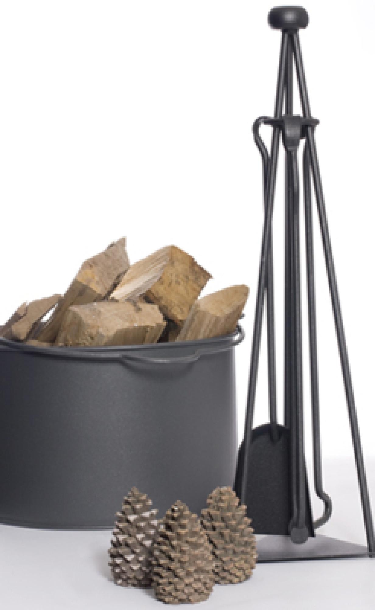 tibas-accessoires-houtbak-haardstel-dennenappels