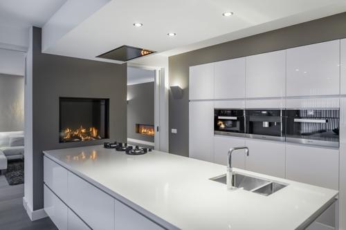 Tibas gesloten gashaard boley keuken tibas haarden kachels - Keuken open of gesloten ...