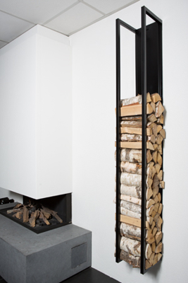 tibas showroom haardhout opslag muur woodwall tibas haarden kachels